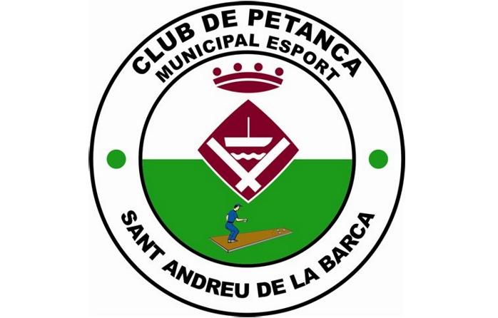 Logo entitat CLUB DE PETANCA SANT ANDREU<br> <small>(PISTES: CENTRE CÍVIC C/ GARRAF 8)</small>