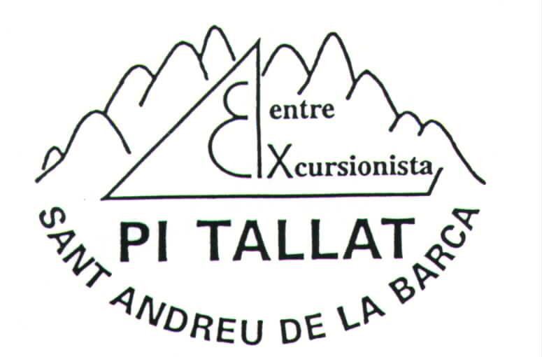 Logo entitat CENTRE EXCURSIONISTA PI TALLAT DE SANT ANDREU DE LA BARCA