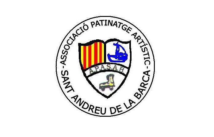 Logo entitat ASSOCIACIÓ DE PATINATGE ARTÍSTIC DE SANT ANDREU DE LA BARCA