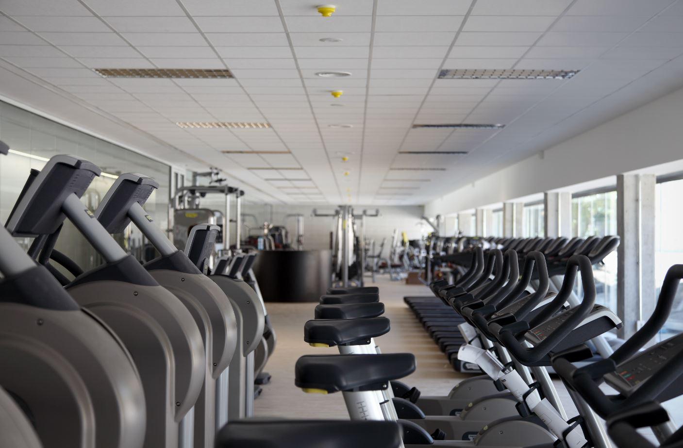 Foto edifici Sala de fitness