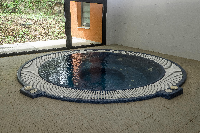 Foto edifici Zona d'aigües i sauna