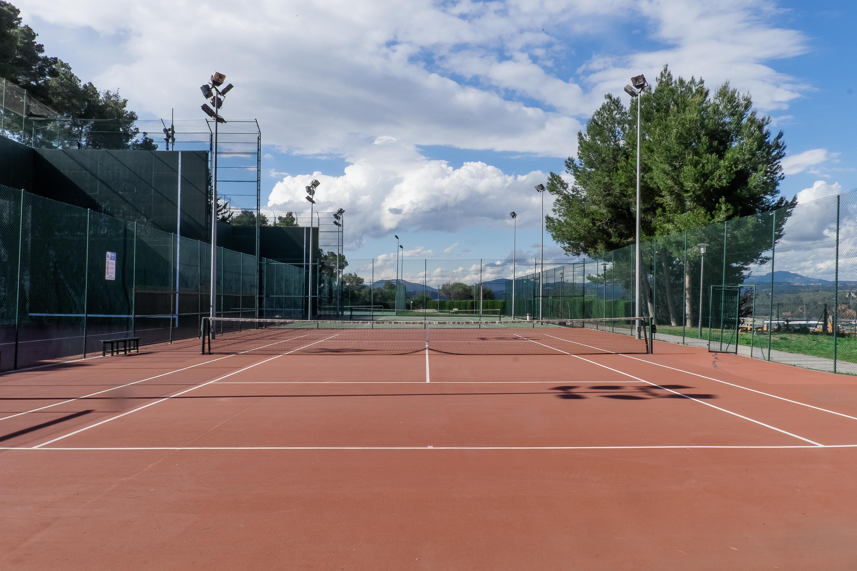 Foto edifici Pista de tennis Greenset
