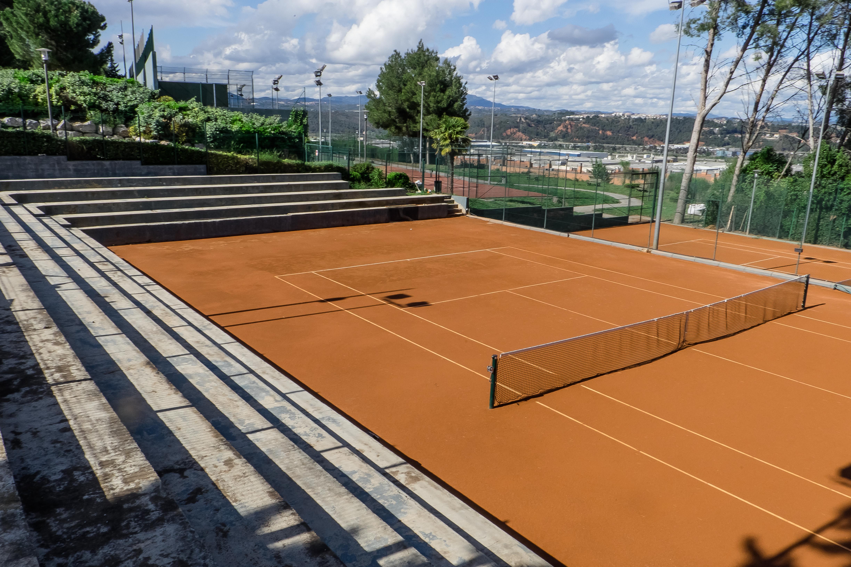 Foto edifici Pistes de tennis terra batuda